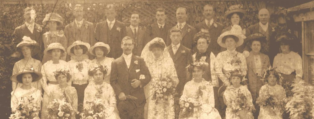 Vicky's Family History Research